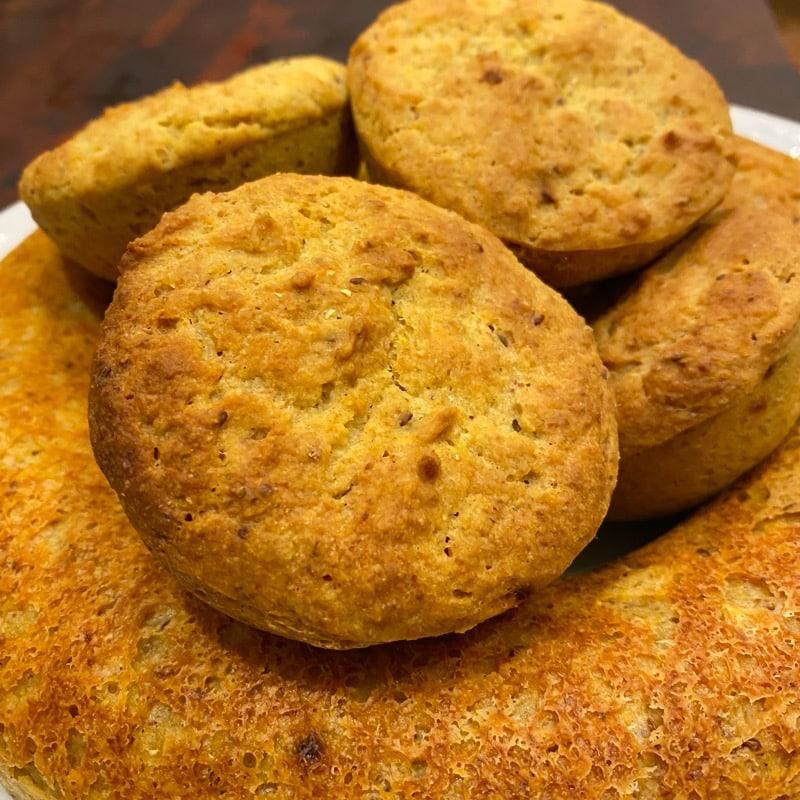 Irresistible gluten-free vegan bread